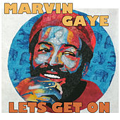 Lets Get On (Live) by Marvin Gaye