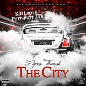 Flying Through the City by Kid Loco
