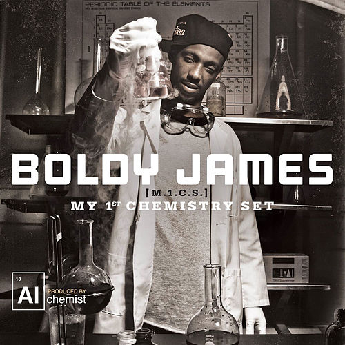 My First Chemistry Set by Boldy James