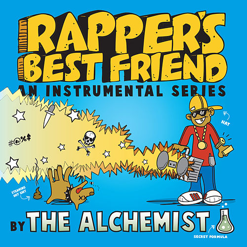 Rapper's Best Friend (An Instrumental Series) by The Alchemist