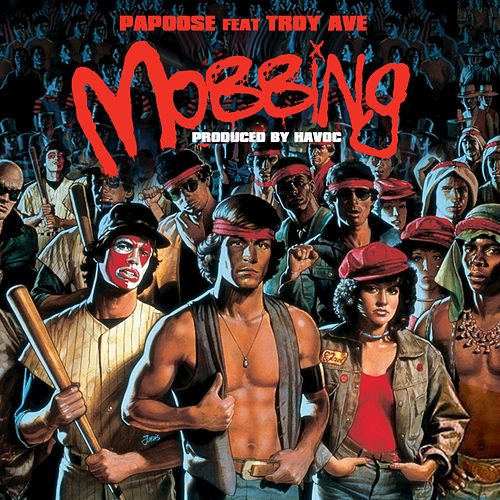 Mobbing (feat. Troy Ave) by Papoose