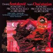 Schostakovich, Khachaturian:  Concertos for Cello and Orchestra by Miloš Sádlo