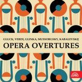 Opera Overtures (Gluck, Verdi, Glinka, Mussorgsky, Kabalevskij) by Various Artists
