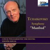 Tchaikovsky: Manfred Symphony, Op. 58 by Czech Philharmonic Orchestra