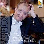 Prokofiev: Piano Concertos Nos. 3 & 5 by Sydney Symphony