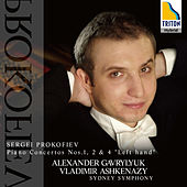 Prokofiev: Piano Concertos Nos. 1, 2 & 4 ''Left hand'' by Sydney Symphony