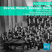 Dvora - Mozart - Debussy - Ravel, Orchestre national de la RTF - C. Silvestri (dir) by Various Artists