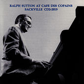 Ralph Sutton at Cafe Des Copains by Ralph Sutton