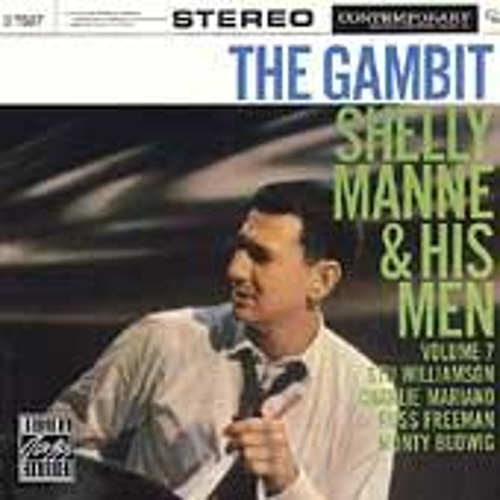 The Gambit by Shelly Manne
