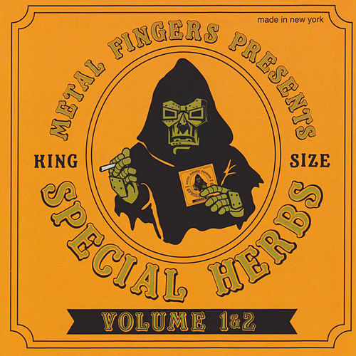 Metal Fingers Presents: Special Herbs, Vol. 1 & 2 by MF DOOM
