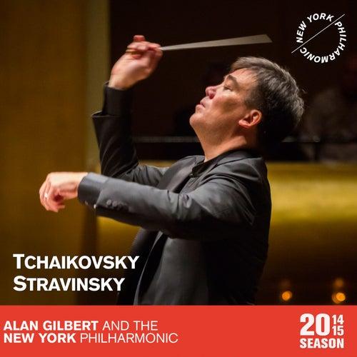 Tchaikovsky: Selections from Swan Lake - Stravinsky: Petrushka by New York Philharmonic
