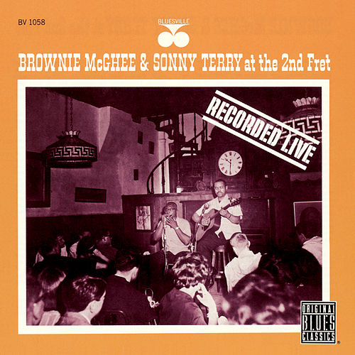 At The Second Fret by Brownie McGhee