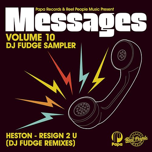 Messages, Vol. 10 by Heston
