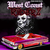 West Coast Riderz by Various Artists