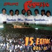 15 Exitos, Vol. II by Grupo Pegasso
