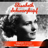 Schubert: 10 Lieder - Strauss: Four Last Songs by Various Artists