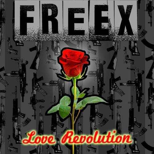 Love Revolution by FreeX