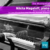 Nikita Magaloff, piano ,Le Livre d'Or de Paris-Inter (Mozart, Scarlatti, Brahms) by Nikita Magaloff