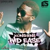 Wid Easy - Single by Konshens
