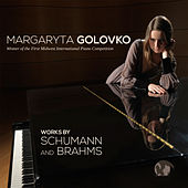 Works by Schumann and Brahms by Margaryta Golovko