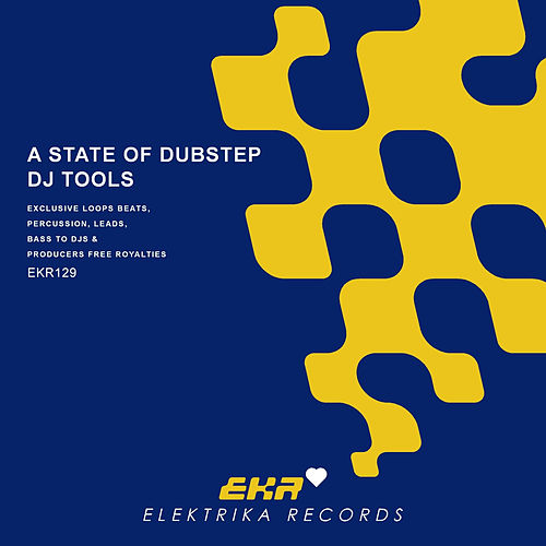 A State of Dubstep DJ Tools by Supa Man (Kelvin Mccray)