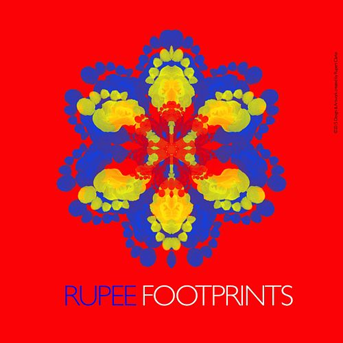 Footprints by Rupee