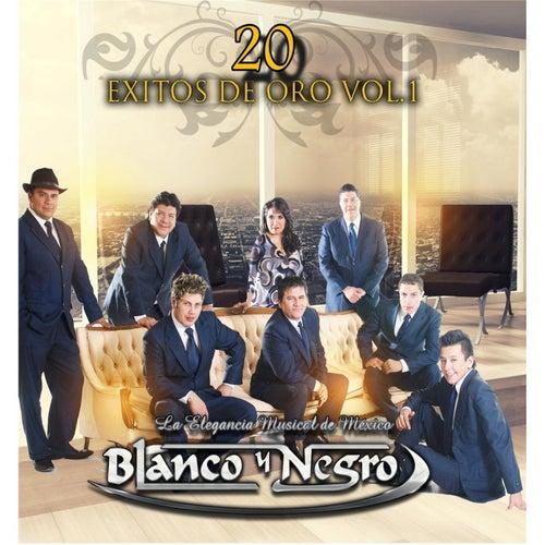 20 Exitos de Oro, Vol. 1 by Blanco y Negro