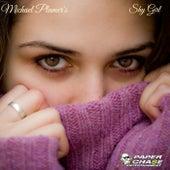 Shy Girl - Single by Michael Palmer