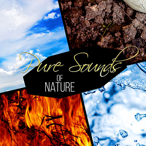 Pure Sounds of Nature – Relaxing Sounds Ocean Waves, Birds Sing, Crickets, Rain, Thunderstorm, Wind, Waterfalls and River by Relaxing Music