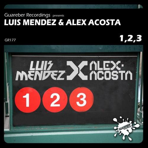 1, 2, 3 by Luis Mendez