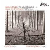 Brahms: Viola Sonatas, Op. 120 - Herzogenberg: Legenden, Op. 62 by Ashan Pillai