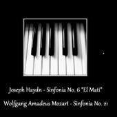 Joseph Haydn - Wolfgang Amadeus Mozart by Sinfónica de Barcelona