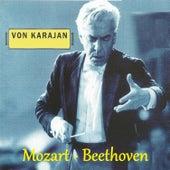Von Karajan - Mozart - Beethoven by Wiener Philarmoniker