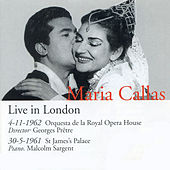 Recital, Live in London by Various Artists