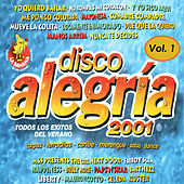 Disco Alegría 2001 Vol. 1, Éxitos del Verano by Various Artists