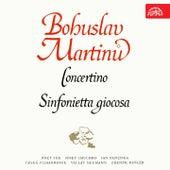 Martinů:  Concertino, Sinfonietta giocosa by Jan Panenka