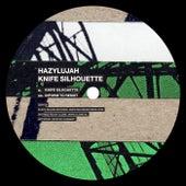 Knife Silhouette by Hazylujah