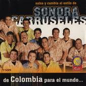 Salsa y Cumbia de Colombia para el Mundo by La Sonora Carruseles