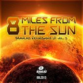 8 Miles From The Sun - 8Bawlaz Recordings, Vol. 2 by Various Artists