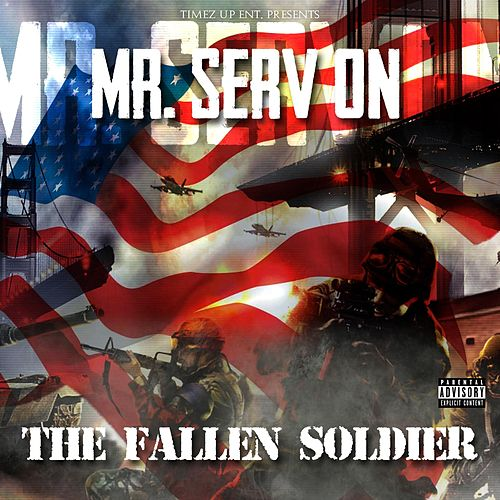 The Fallen Soldier by Mr. Serv-On