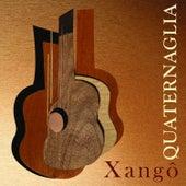 Xangô by Quaternaglia