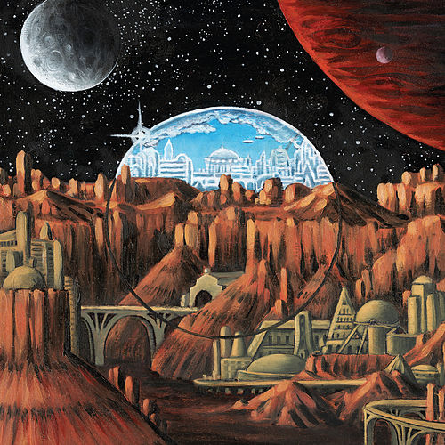 A World Out of Time by Eternal Tapestry