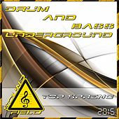 Underground Drum & Bass Top Spring 2015 - EP by Various Artists