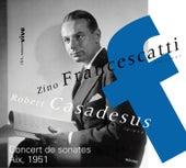 Concert de sonates (Aix, 1951) by Zino Francescatti