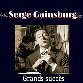 Serge Gainsburg-Grands succès by Serge Gainsbourg