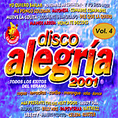 Disco Alegría 2001 Vol. 4, Alegría Non Stop By Mike Platinas by Various Artists