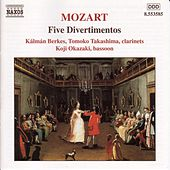 Wind Divertimentos by Wolfgang Amadeus Mozart
