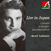 Live in Japan by Alexei Sultanov