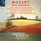 Mozart: Wind Concertos by David Peck