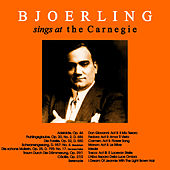 Bjoerling Sings at the Carnegie by Jussi Bjoerling